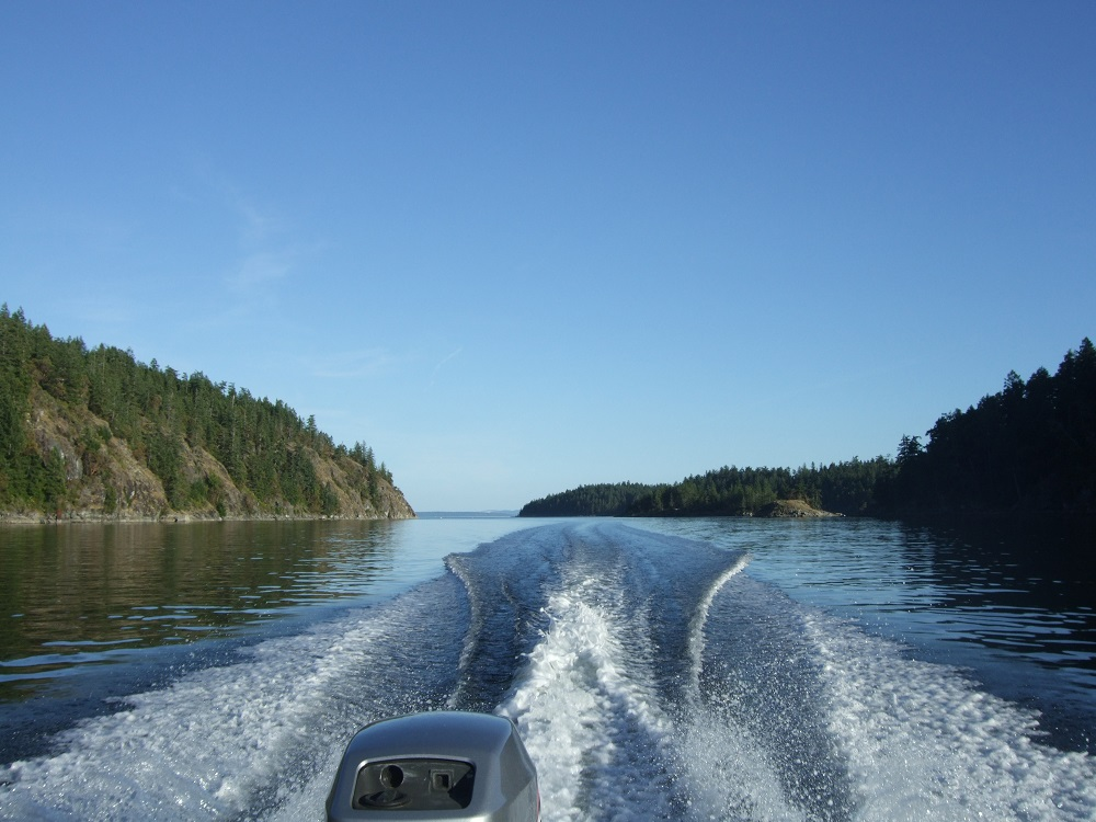 If you pass your boating exam, you can make waves like Tamara did!
