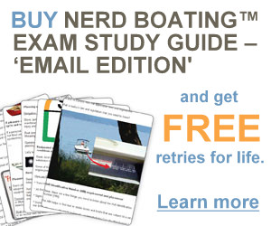 Click here to learn more about the Nerd Boating™ Exam Study Guide - 'Email Edition' ...