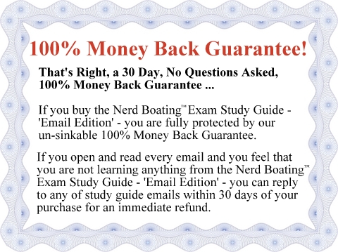 30 Day - 100% Money Back Guarantee!